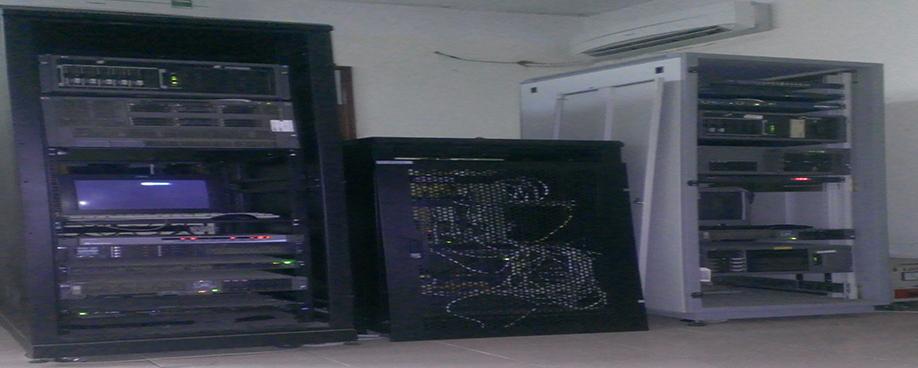 Hệ thống máy chủ hiện đại