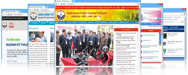 Hệ thống website
