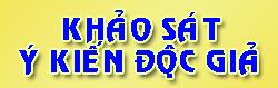 khao sat doc gia